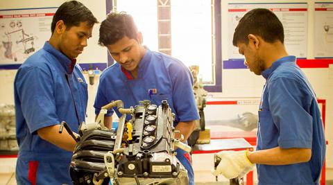 Minimizing Gap Between Demand & Supply of Skilled Manpower of Nation