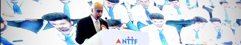 Convocation address by Dr.Subroto Bagchi at 55th NTTF Annual convocation highlights.