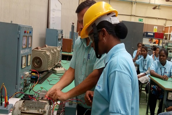 NTTF Centre Bangalore(KA) Fitter Elect Electronic Assy Assessment