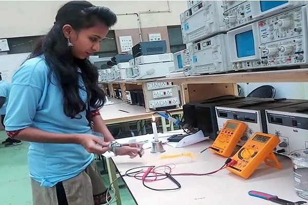 Practical Assessment for Technician Instrumentation Batch-1 At Electronic