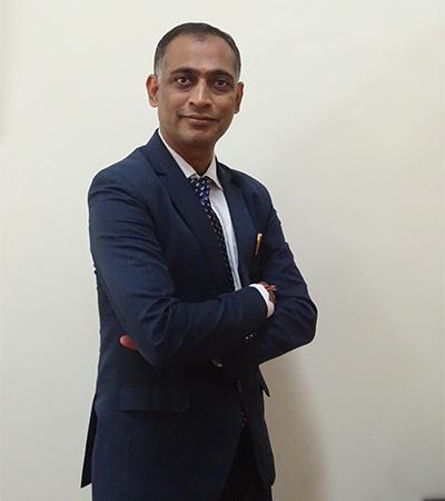 Mr. B V Sudharshan